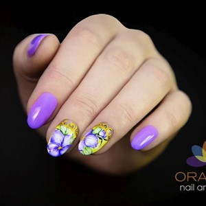 Nail Extensions, Manicure, Nail Design