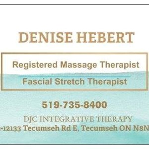 Denise Hebert Registered Massage Therapy