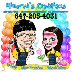 Minerva's Creations