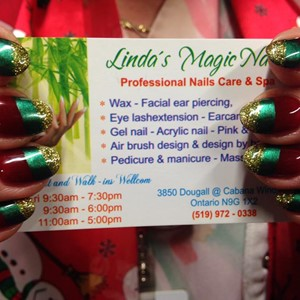Linda's Magic Nails