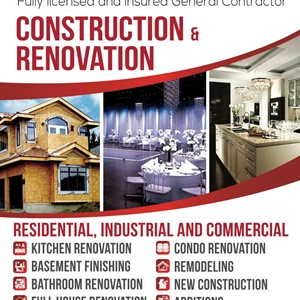 Construction & renovation