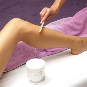 Full legs waxing
