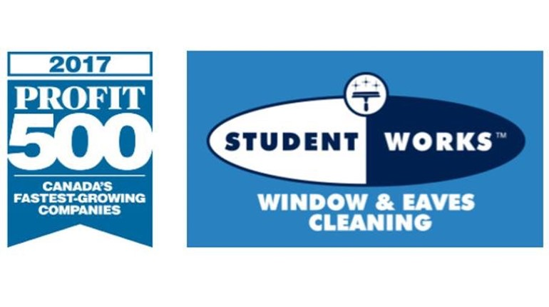 Student Works Window and Eaves Cleaning in Windsor