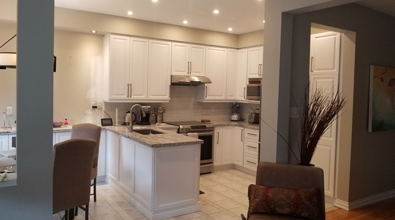 Kitchen & Bathroom and All jobs inside home. in Milton