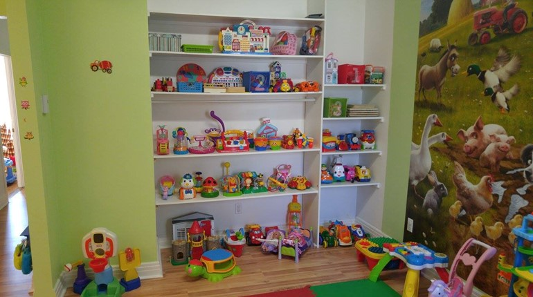 Daycare Buratino in Montreal