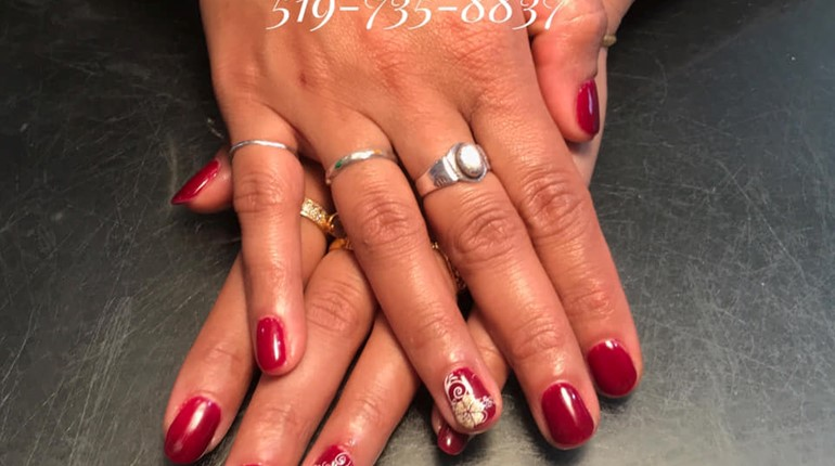 Eastside Nails and Spa in Tecumseh