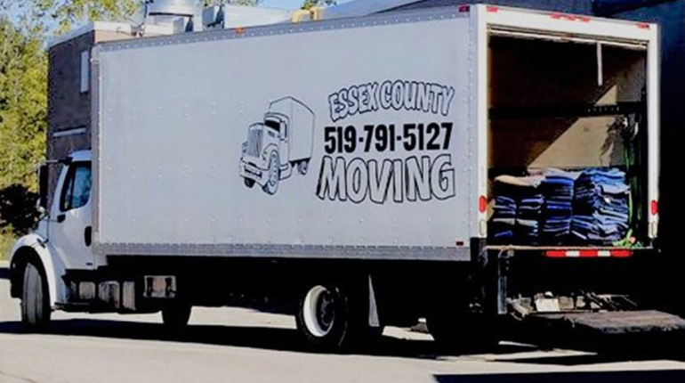 Essex County Moving & Storage in Belle River