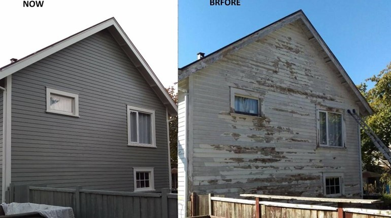 Exterior / Interior Painting,Drywall,Power Washing in Coquitlam