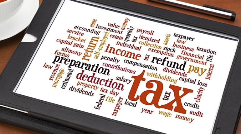Personal Tax Preparation in Amherstburg
