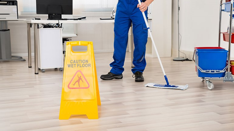 Commercial Cleaning in Windsor