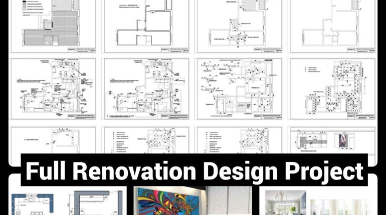 Full Remodeling Renovation Design in Mississauga