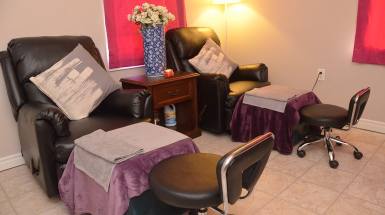 Love Feet Spa in Mississauga