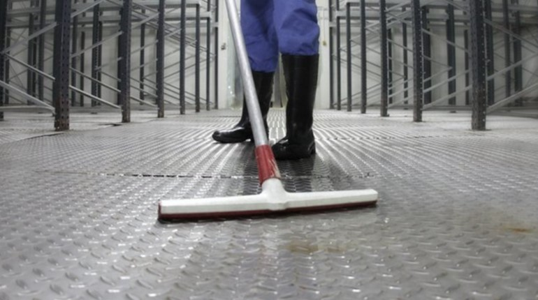 Industrial Cleaning in Windsor