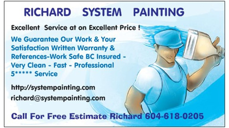 5***** Drywall and Painting Service 604-618-0205 in Vancouver