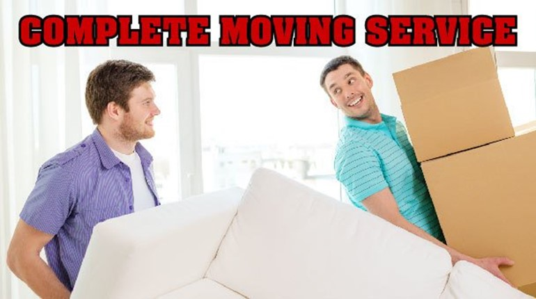 Glen's Moving Ltd. Complete Moving Service in Windsor