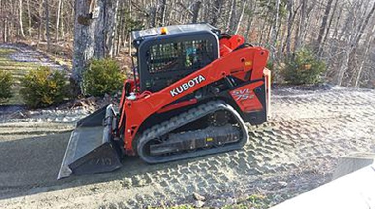 Skid Steer Services in Windsor